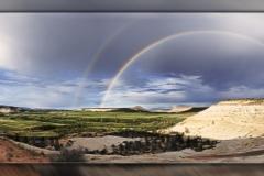 Rainbow over Boulder