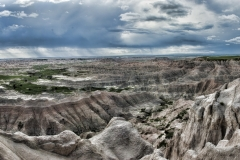 South Dakota bad lands pano-W