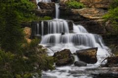 WaterFall Montana