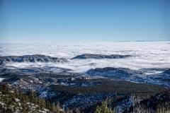 Winter on Boulder Mountain