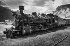 Silverton Co. Train