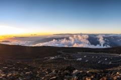 Haleakala Volcano in Hawaii