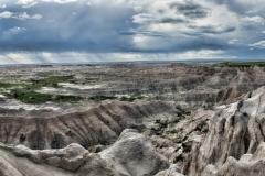 South Dakota bad lands pano-W